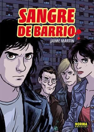 SANGRE DE BARRIO