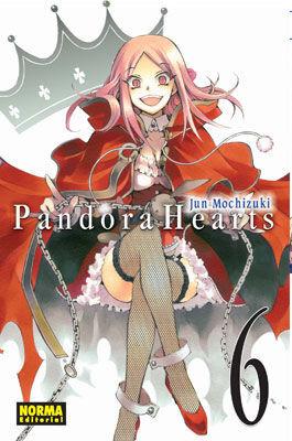PANDORA HEARTS 6