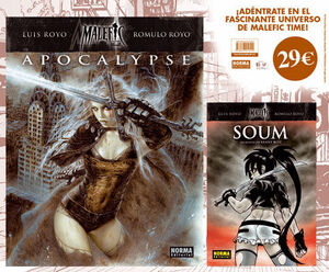 PACK MALEFIC TIME + SOUM
