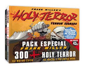 HOLY TERROR  300