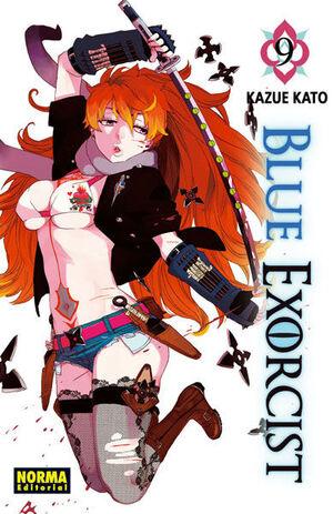 BLUE EXORCIST 9