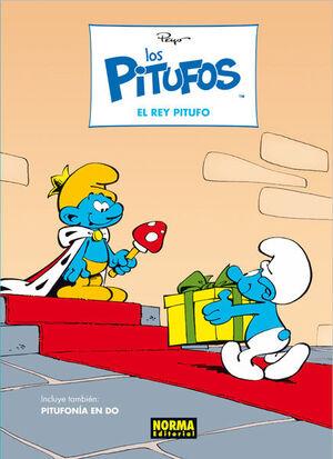 LOS PITUFOS 3, EL REY