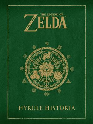 THE LEGEND OF ZELDA, HYRULE HISTORIA