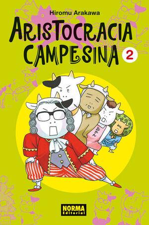 ARISTOCRACIA CAMPESINA 2