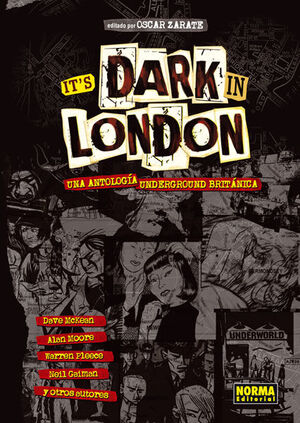 IT?S DARK IN LONDON: UNA ANTOLOGÍA UNDERGROUND BRITÁNICA