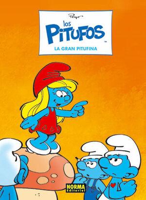 LOS PITUFOS 29. LA GRAN PITUFINA
