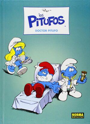LOS PITUFOS 19, DOCTOR PITUFO