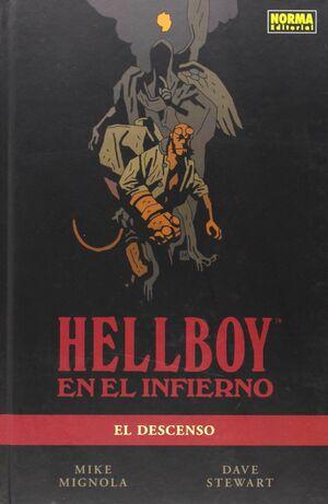 HELLBOY EN EL INFIERNO 1 : EL DESCENSO