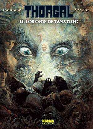 THORGAL 11, LOS OJOS DE TANATLOC