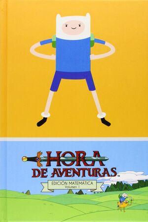 HORA DE AVENTURAS EDICIÓN MATEMÁTICA 1