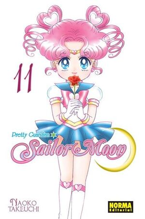 SAILOR MOON VOL 11