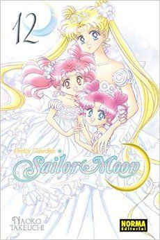 SAILOR MOON VOL 12