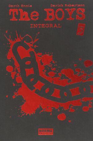 THE BOYS INTEGRAL 3