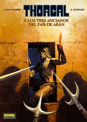 THORGAL 3 : LOS TRES ANCIANOS DEL PAÍS DE ARÁN