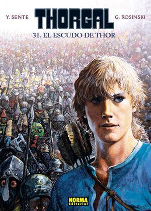 THORGAL 31 EL ESCUDO DE THOR