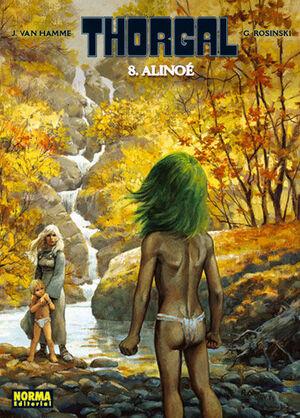 THORGAL 08 ALINOE