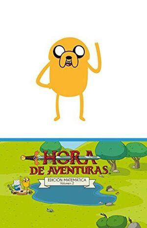 HORA DE AVENTURAS EDICIÓN MATEMÁTICA 2