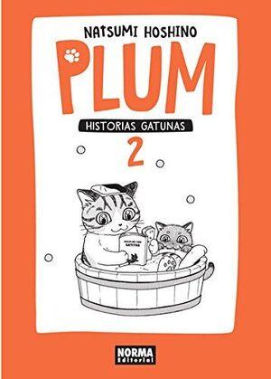 PLUM HISTORIAS GATUNAS 2