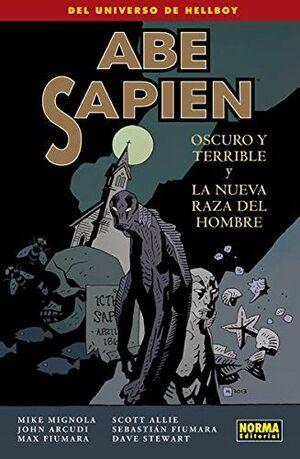 ABE SAPIEN 3. OSCURO Y TERRIBLE Y LA NUEVA RAZA DEL HOMBRE