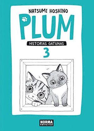 PLUM HISTORIAS GATUNAS 3