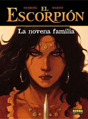 EL ESCORPIÓN 11 (CARTONÉ)