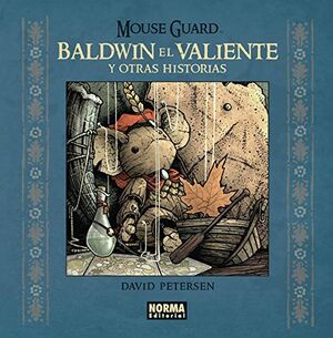 MOUSE GUARD:
