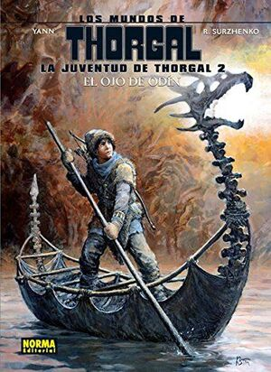 LOS MUNDOS DE THORGAL. LA JUVENTUD DE THORGA 2.