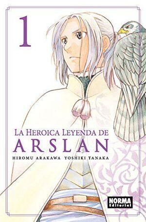 LA HEROICA LEYENDA DE ARSLAN 1