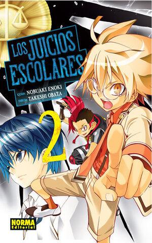 LOS JUICIOS ESCOLARES 02