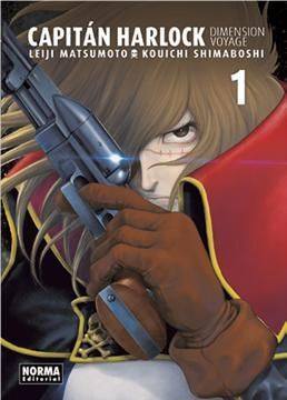 CAPTAIN HARLOCK DIMENSION VOYAGE1