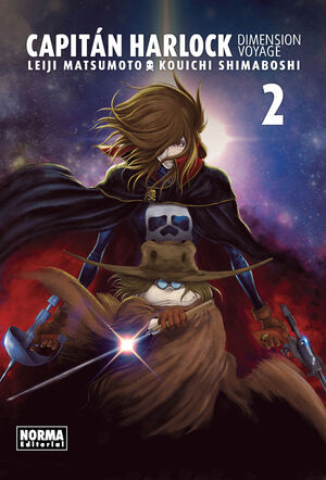 CAPTAIN HARLOCK DIMENSION VOYAGE 2