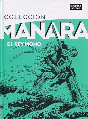 COLECCIÓN MANARA 2. EL REY MONO