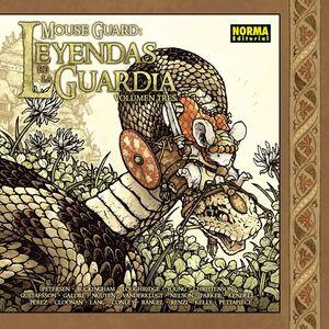 MOUSE GUARD: LEYENDAS DE LA GUARDIA 3