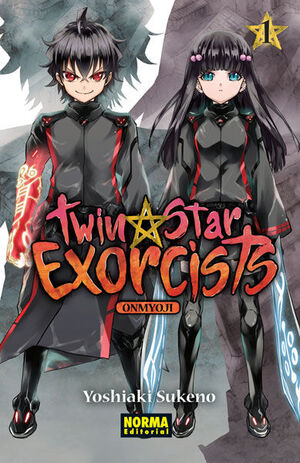 TWIN STAR EXORCIST 01