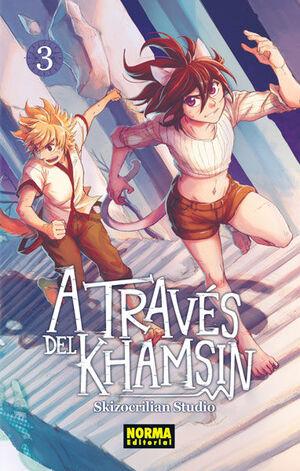 A TRAVÉS DEL KHAMSIN 3