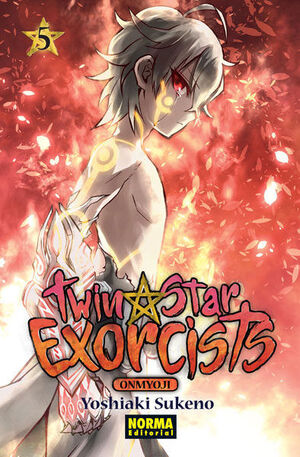 TWIN STAR EXORCIST 5
