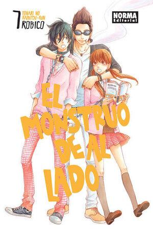EL MONSTRUO DE AL LADO (TONARI NO KAIBUTSU-KUN) 7
