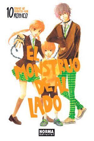 EL MONSTRUO DE AL LADO (TONARI NO KAIBUTSU-KUN) 10