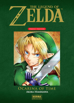 THE LEGEND OF ZELDA PERFECT EDITION