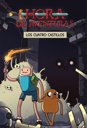 HORA DE AVENTURAS: LOS CUATRO CASTILLOS