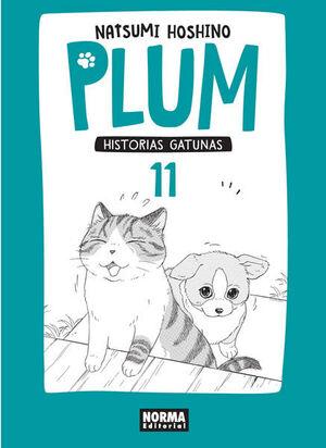 PLUM 11. HISTORIAS GATUNAS