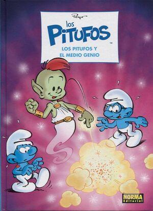 LOS PITUFOS 35. EL PITUFO Y EL MEDIO GENIO