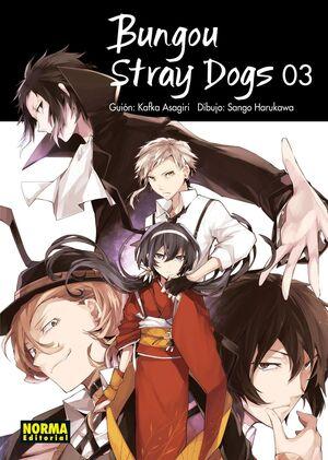 BUNGOU STRAY DOGS 3