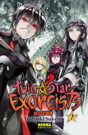 TWIN STAR EXORCISTS 7