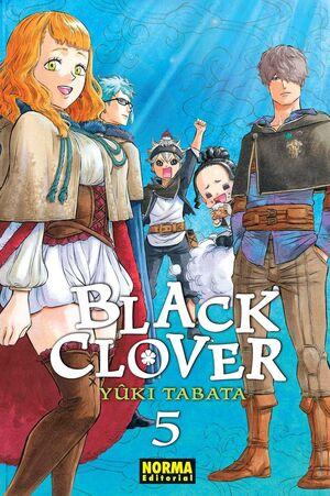 BLACK CLOVER 5