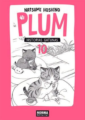 PLUM HISTORIAS GATUNAS 10