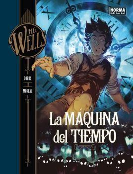 H.G. WELLS 1. LA MÁQUINA DEL TIEMPO