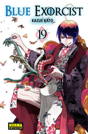 BLUE EXORCIST 19
