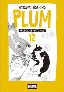 PLUM. HISTORIAS GATUNAS 12