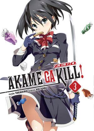AKAME GA KILL! ZERO 3